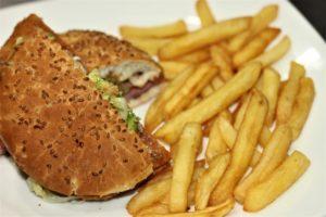 Hamburguesa Empanada